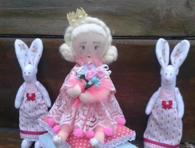Майстриня з Волині виготовляє унікальні «живі» ляльки
