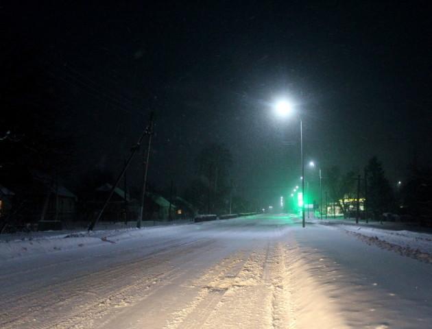 Волинське містечко у сніговому полоні. ФОТО