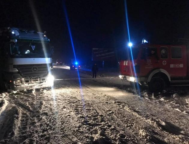 На Волині зі снігових заметів врятували 30 авто