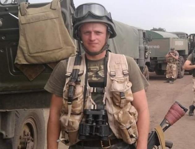 На Волині від раку помер військовий
