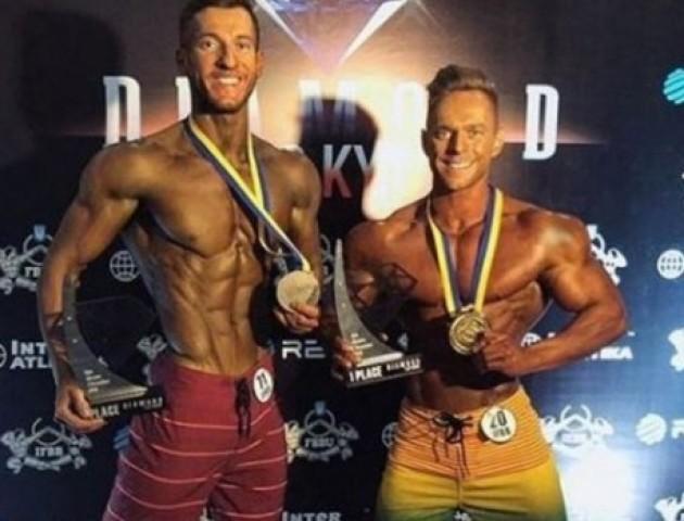Відомий бодібілдер з Луцька здобув «золото» на престижному міжнародному турнірі