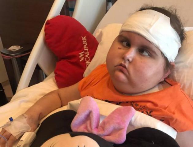 «Сили на межі»: онкохворій Настусі Абрамчук з Ковеля погіршало