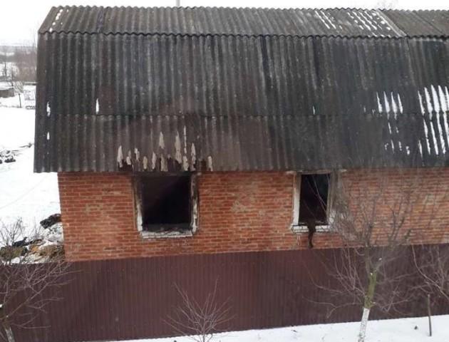 Пожежа у житловому будинку Володимира-Волинського: загинув власник-інвалід