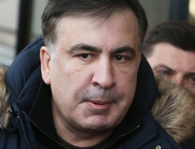 Саакашвілі попросив допомоги у ЄС і заявив про плани повернутися до України «законним способом»