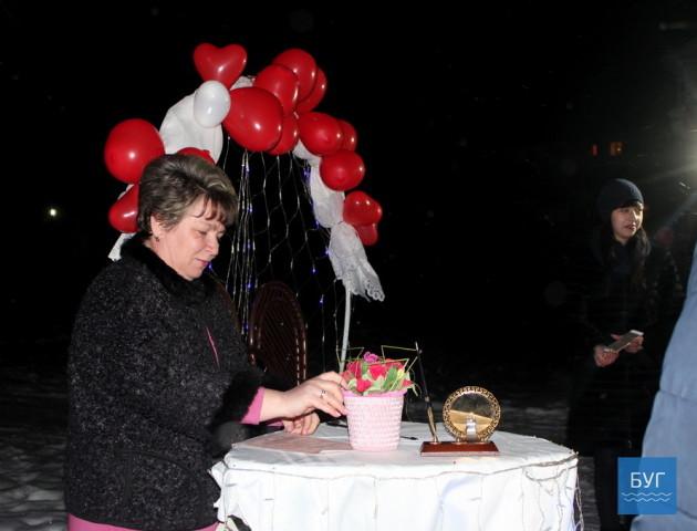 У День святого Валентина РАЦС у Володимир-Волинському працював до ночі