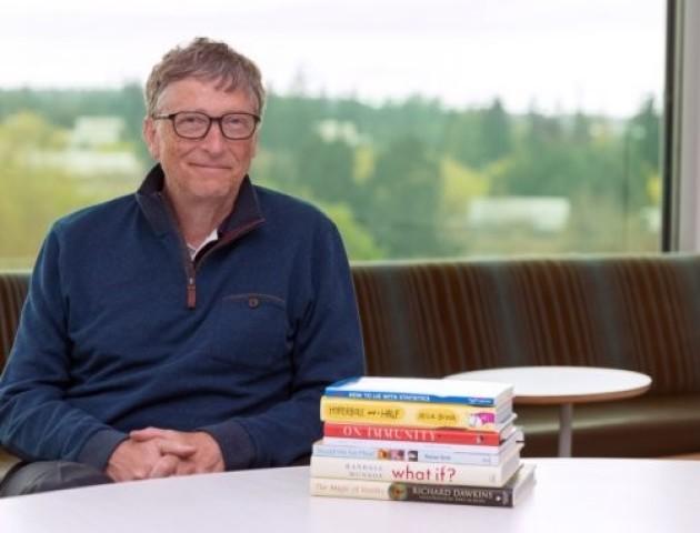 5 найкращих способів розслабитися від Білла Гейтса