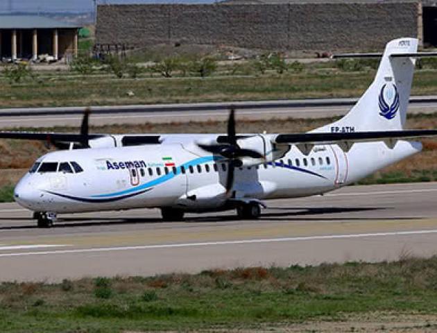 В Ірані розбився пасажирський літак, 66 загиблих
