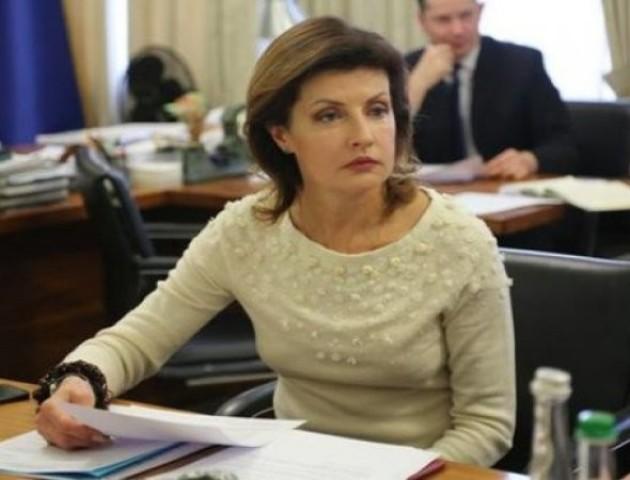 На Волинь приїде Марина Порошенко, - ЗМІ