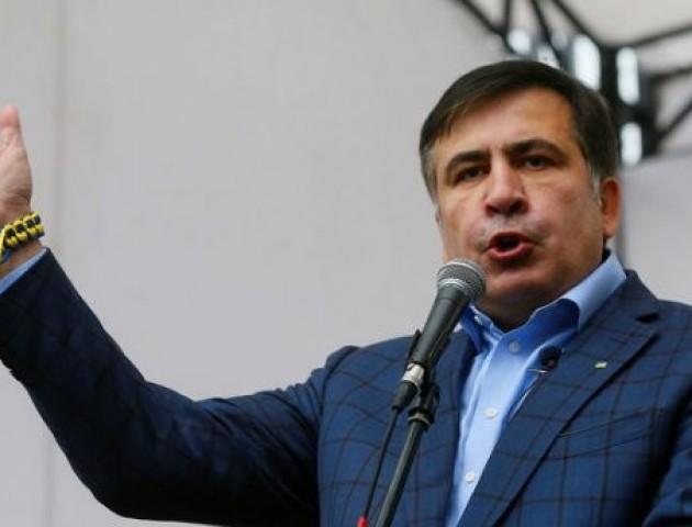 Саакашвілі відреагував на заборону в'їзду в Україну на три роки