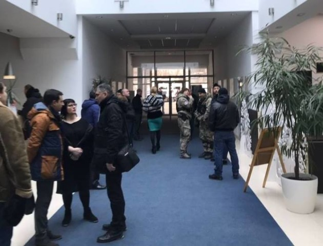 У київському офісі великої IT-компанії пройшов обшук