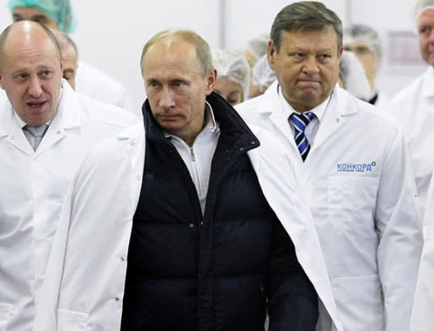WP: Атака ПВК «Вагнер» в Сирії, була санкціонована з Кремля