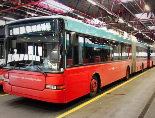 Луцьк закупить 10 тролейбусів з кондиціонером та доступністю для людей з інвалідністю, - Поліщук