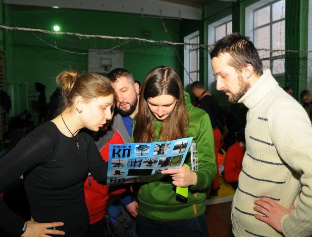 На Волині стартували туристичні змагання «Доброволець». ФОТО