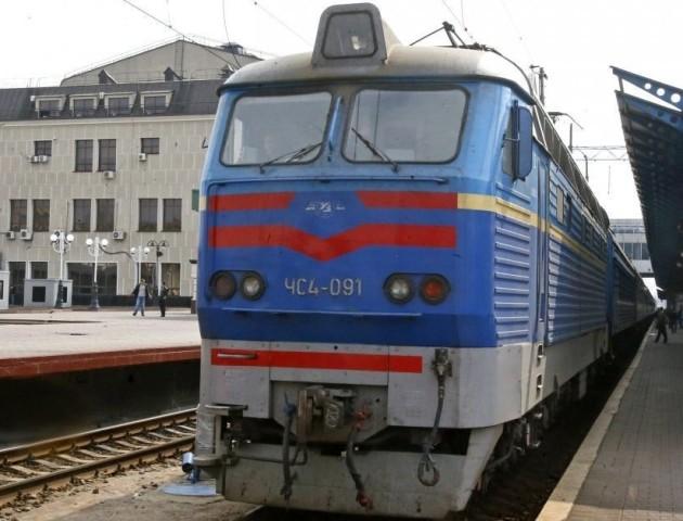 «Укрзалізниця» запускає прямий поїзд до моря