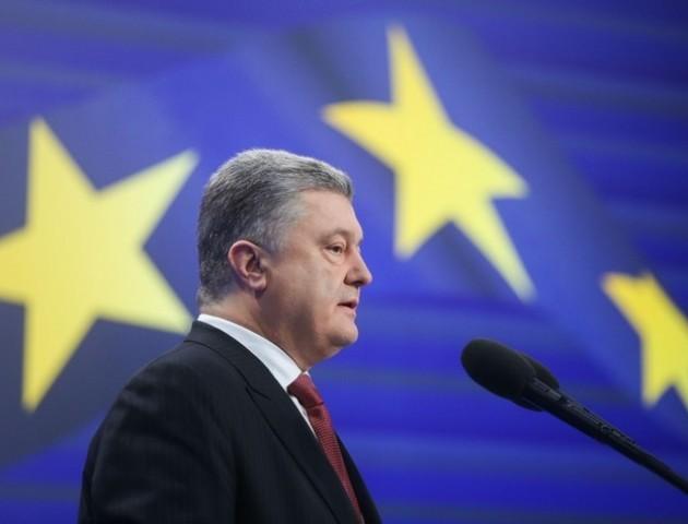 Порошенко: Рівень життя українців значно не покращився