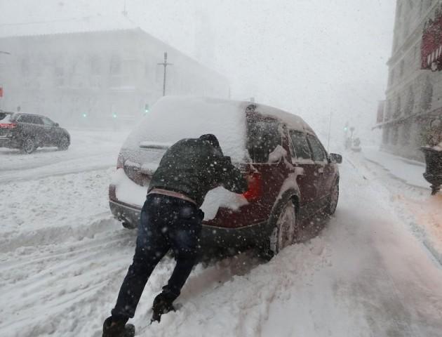 Як не буксувати в снігу: 5 порад