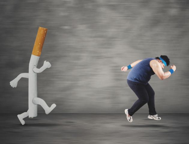 Якщо палите – бігайте. Фізичні вправи йдуть на користь легеням курців