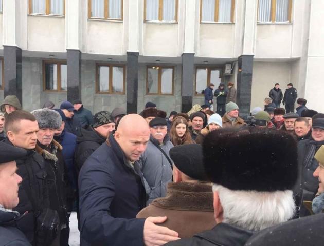 Волиньрада підтримала вимоги щодо перерахунку пенсій військовим