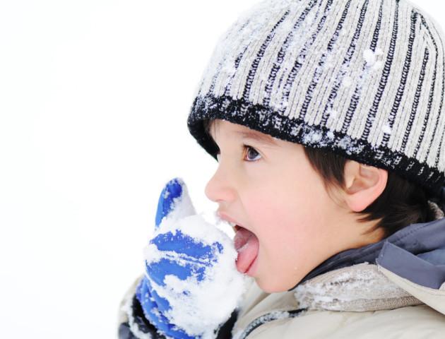 Свіжий сніг можна їсти. Переконалися румунські вчені