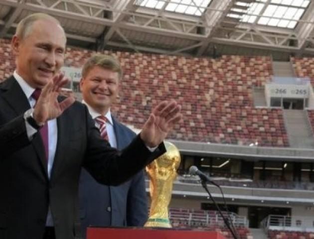 Велика Британія готова бойкотувати ЧС-2018 в Росії і закликає до цього інші країни