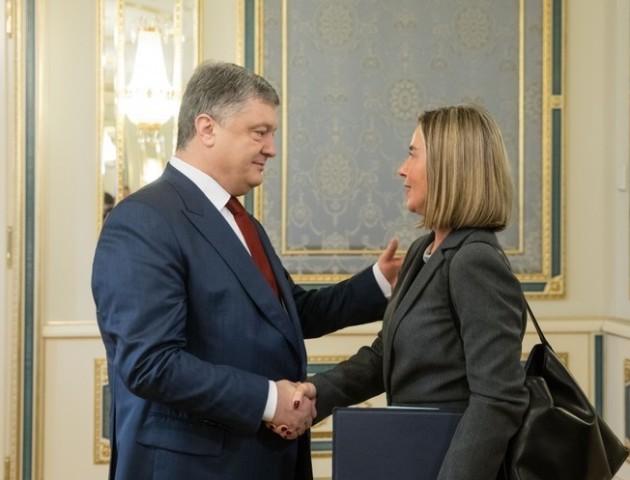 ЄС не визнає результатів виборів президента Росії в Криму – Могеріні
