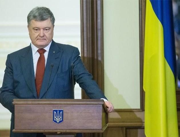 Порошенко: бідність впливає на нацбезпеку України