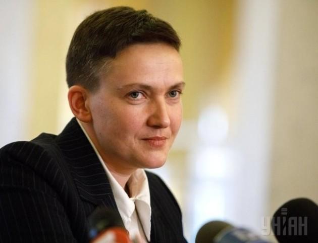 Савченко каже, що не планувала ніяких терактів