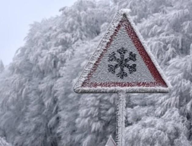 Морози в березні і жовтий сніг можуть бути провісниками великого лиха