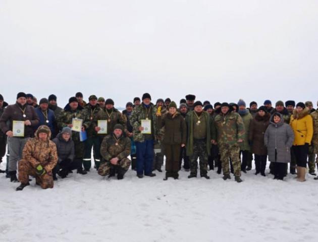 У Шацькому національному парку провели змагання з риболовлі. ФОТО