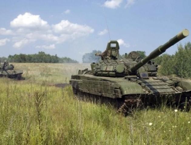 Полторак оприлюднив кількість російських танків на Донбасі