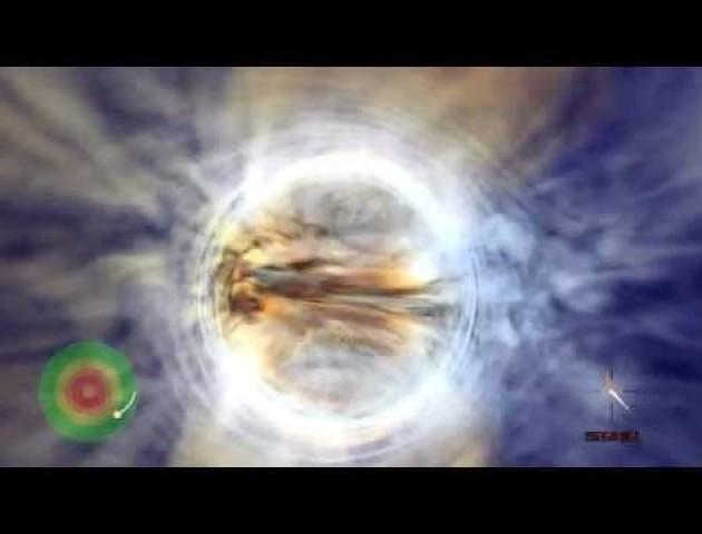 Людина може вижити у космічній чорній дірі та «»позбутись«» власного минулого – вчені.  ВІДЕО