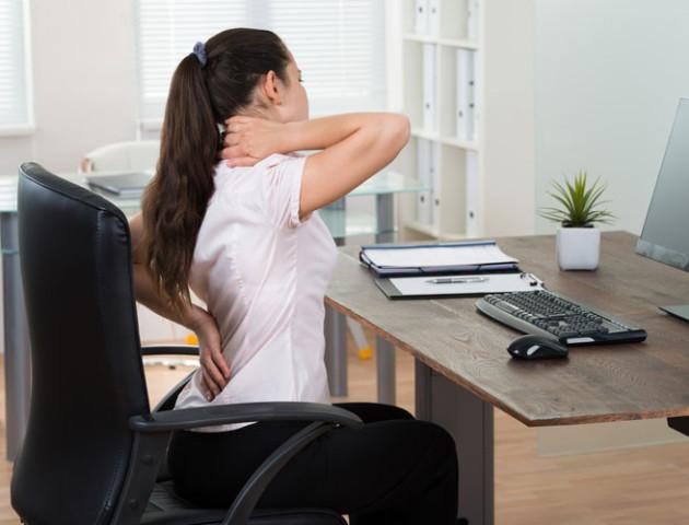 Ви зручно сидите? Як біль у спині пов'язаний з поставою