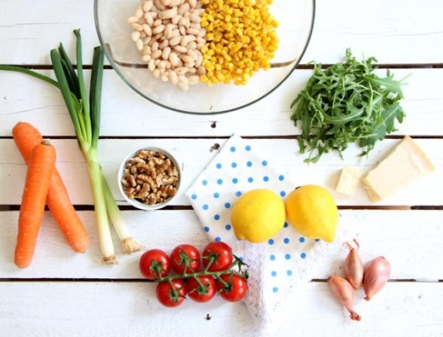 ТОП-10 продуктів, які потрібні організму навесні