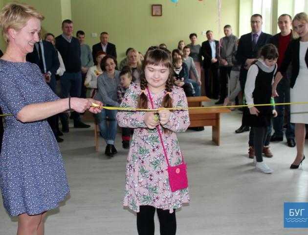 У Володимирі відкрили інклюзивно-ресурсний центр. ФОТО