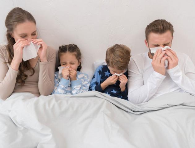 Емідемпоріг на грип та ГРВІ уже перевищений у 6 областях – МОЗ