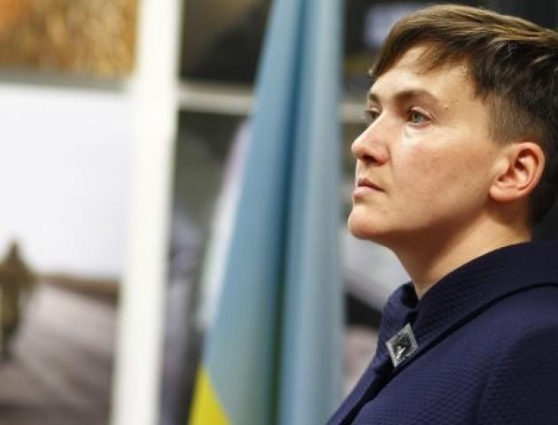 Савченко вступилася на захист Рубана в суді