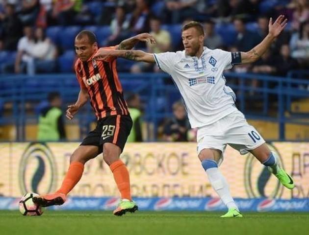 «Динамо» в Харкові перемогло «Шахтар»