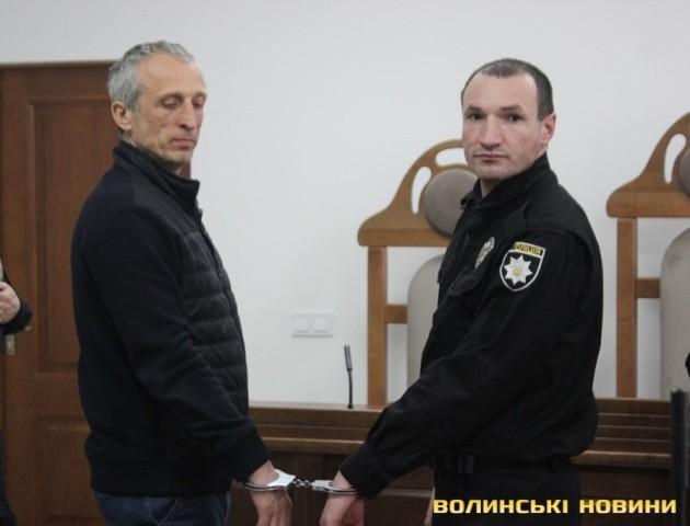 У Луцьку з-під варти звільнили кримінального авторитета