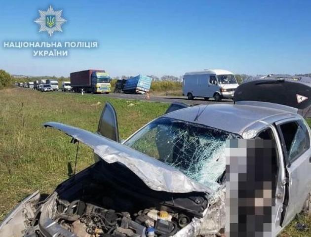 У ДТП за участі лучанина загинув український співак