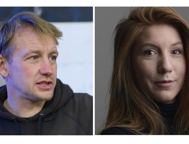 Маніяка з Копенгагена засуджено на довічне за резонансне вбивство шведської журналістки