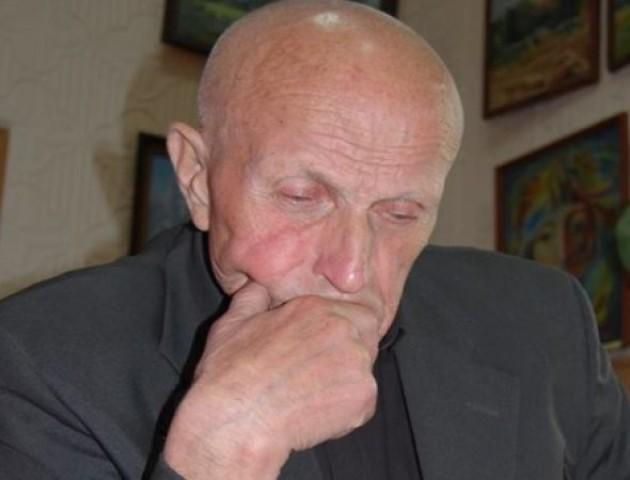 На Волині помер відомий письменник та журналіст