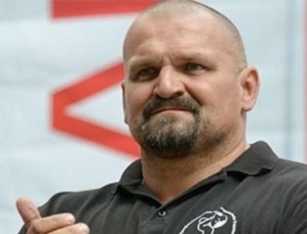 Василь Вірастюк візьме участь в шоу «Зважені та щасливі»