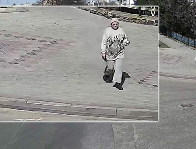 Камери відеонагляду зафіксували зниклу жінку