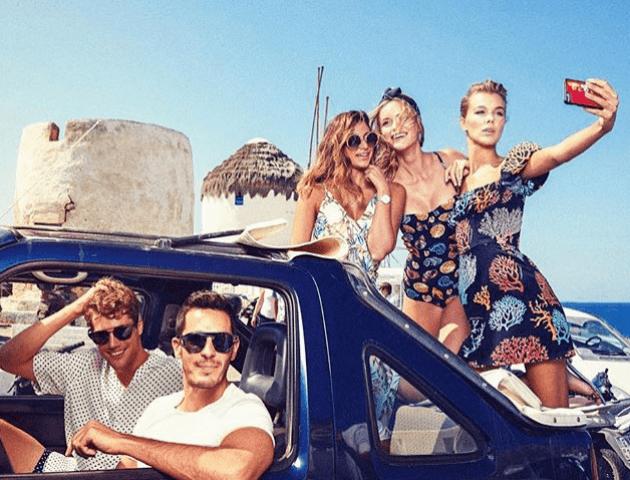 Українська модель знялась у новому кампейні Dolce&Gabbana