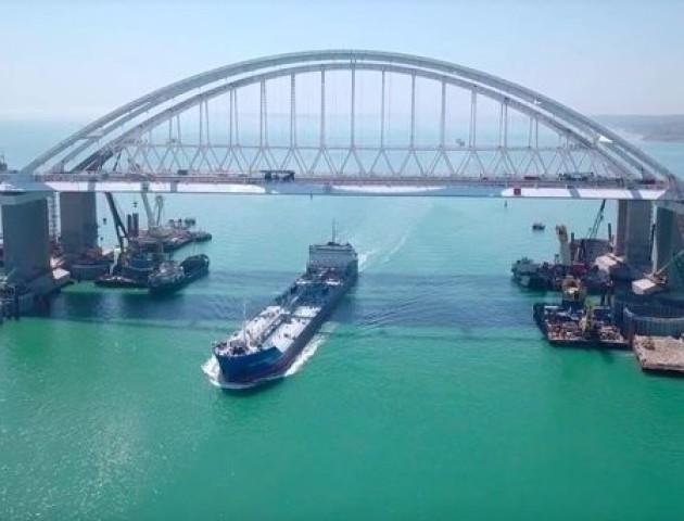 Україна зазнає величезних збитків через Керченський міст