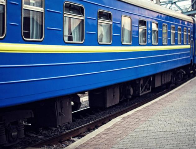 На Трійцю з Ковеля до Києва курсуватиме додатковий потяг