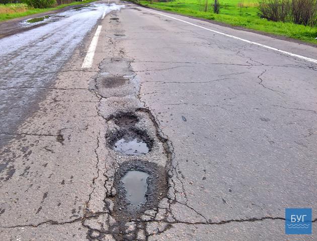 Волинь немає грошей на ремонт дороги, яку визнали найаварійнішою в Україні