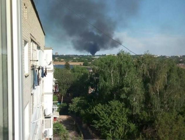 На найбільшому в Україні заводі з виробництва шин виникла пожежа