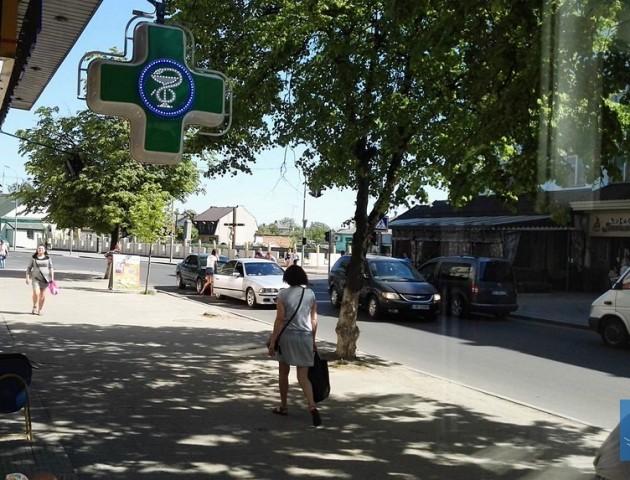 У Володимирі на пішохідному переході - чергова ДТП. ФОТО