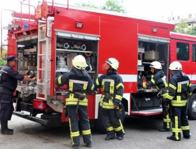 На Волинь залучать європейські кошти для пожежних підрозділів